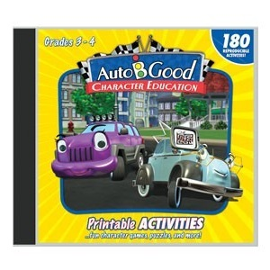 Auto B Good CD - Vol 1-12 - Grade 3-4