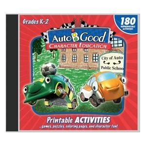 Auto B Good CD - Vol 1-12 - Grade K-2