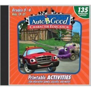 Auto B Good CD - Vol 13-21 - Grade 3-4
