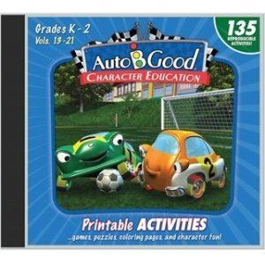 Auto B Good CD - Vol 13-21 - Grade K-2