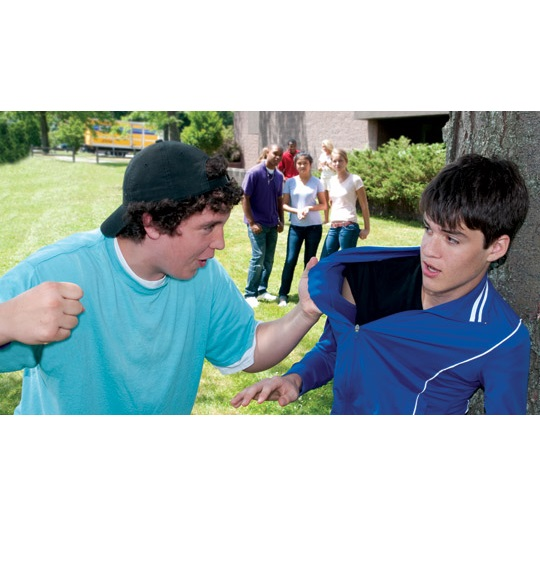 Bully Bystanders - You Can Make a Difference - Bullying Prevention Video