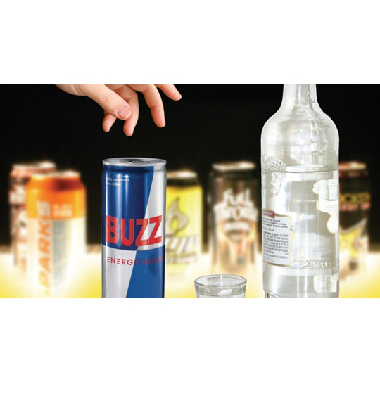 Buzz in a Bottle - The Dangers of Caffeine-Spiked Energy Drinks video