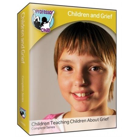 CHILDREN AND GRIEF Children Teaching Children About Grief - Video Series