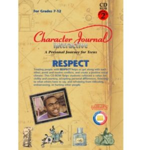 Character Journal Interactive RESPECT