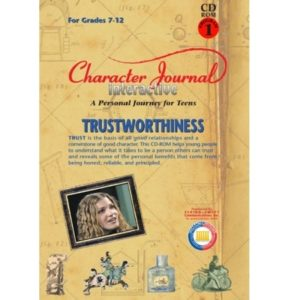 Character Journal Interactive TRUSTWORTHINESS