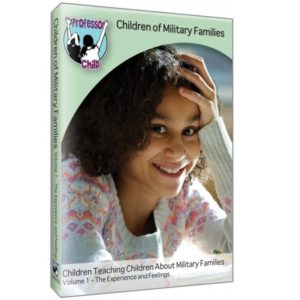 Children of Military Families Vol. 1 The Experience and Feelings