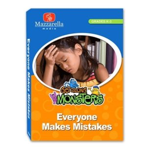 GET ALONG MONSTERS EVERYBODY MAKES MISTAKES