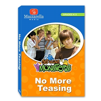 GET ALONG MONSTERS NO MORE TEASING