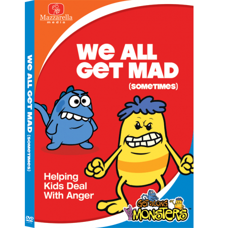 GET ALONG MONSTERS WE ALL GET MAD (sometimes)