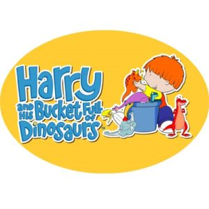 Harry and His Bucket Full of Dinosaurs 7-Volume Character Ed SEL Video Series