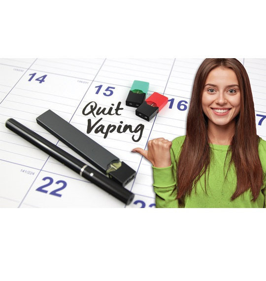 How To Quit Juuling and Vaping Video