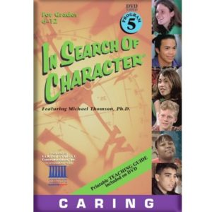 In Search of Character CARING