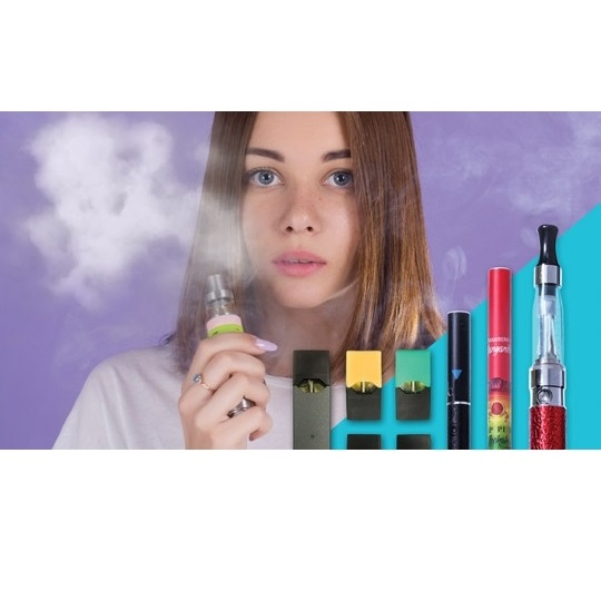 JUULING AND VAPING What the Latest Research Reveals