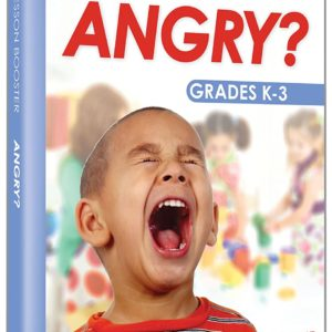 Lesson Booster - Angry -Elementary Anger Management Video