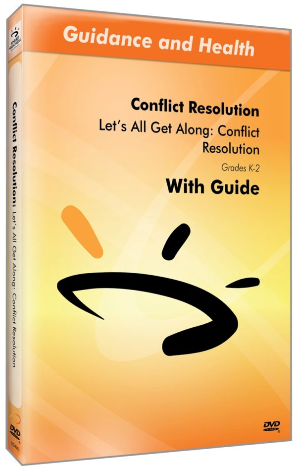 Let's All Get Along - Conflict Resolution - Elementary School Video