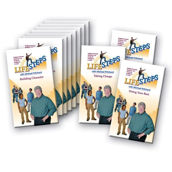 LiveSteps - Video Series with Michael Pritchard
