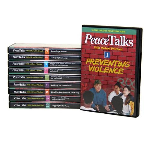 PEACETALKS with Michael Pritchard - Video Series