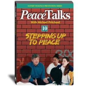 PeaceTalks Stepping Up To Peace