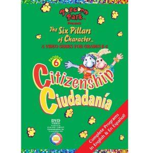 Popcorn Park - The Six Pillars of Character CITIZENSHIP