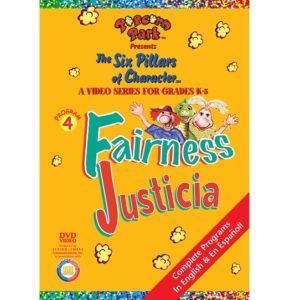 Popcorn Park - The Six Pillars of Character FAIRNESS