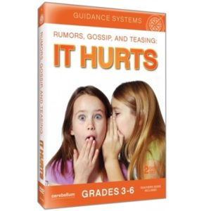 Rumors, Gossip, and Teasing - It Hurts - Elementary Bullying Video