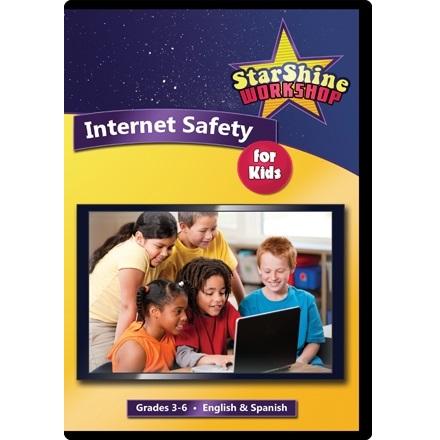 Starshine Workshop: Internet Safety for Kids