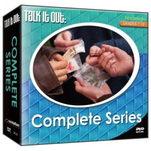 TALK IT OUT TEENS, SUBSTANCE ABUSE AND ADDICTION - COMPLETE SERIES