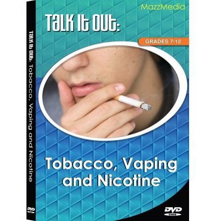 TALK IT OUT TOBACCO, VAPING AND NICOTINE