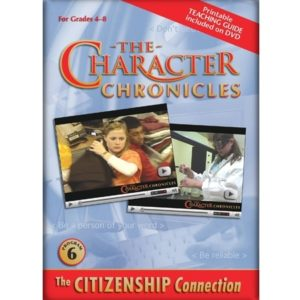 The Character Chronicles THE CITIZENSHIP CONNECTION