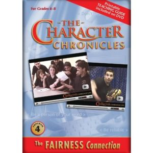 The Character Chronicles THE FAIRNESS CONNECTION
