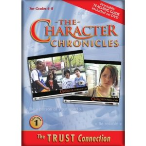 The Character Chronicles THE TRUST CONNECTION