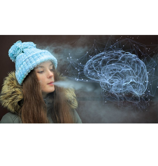 Vaping, Nicotine And The Developing Brain video