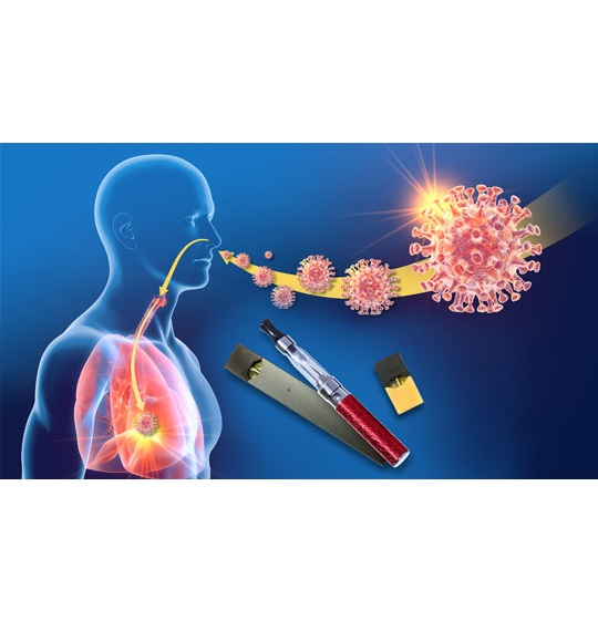 Vaping & Viruses - Your Lungs, Your Life video